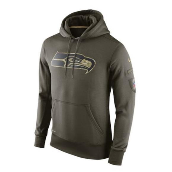 seahawks salute to service sweatshirt